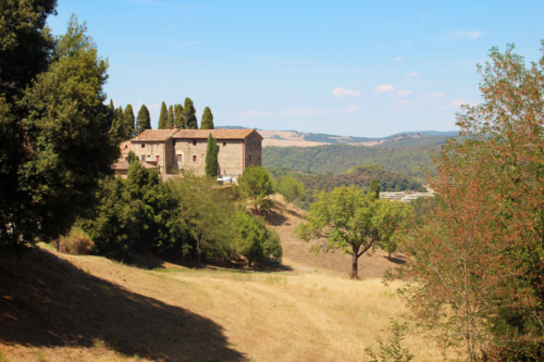 We take a family holiday to Tuscany in high summer. Can Italy be child-friendly in the August heat?