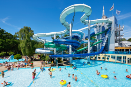Duinrell holiday and amusement park in Holland gives triple the fun for children on a family holiday