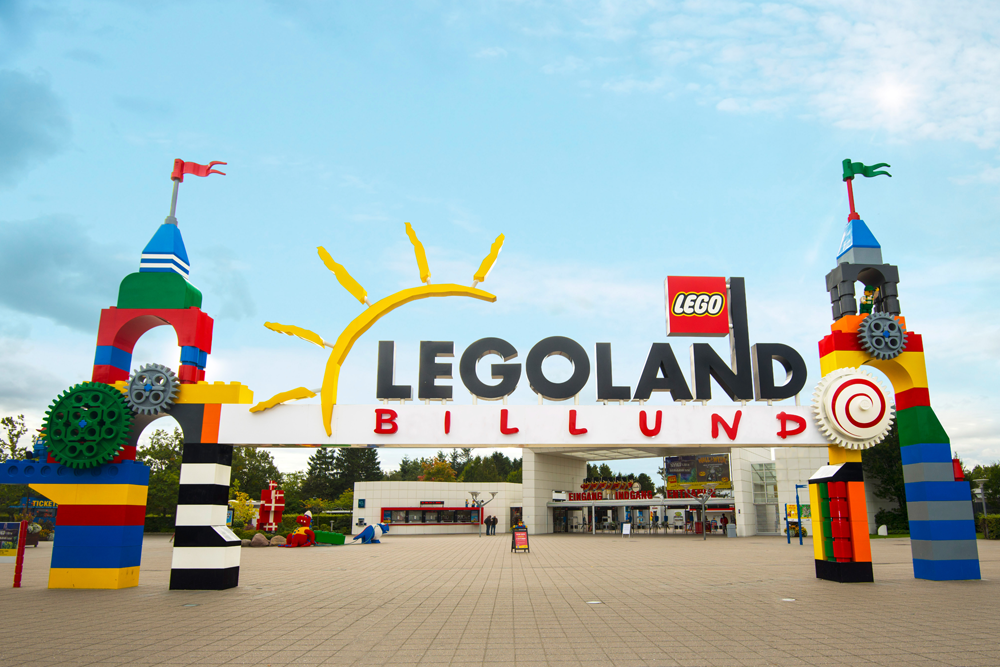 Will the home of LEGO live up to children's expectations on a trip to LEGOLAND in Denmark?