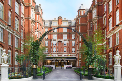 A London hotel great for children and budding James Bonds
