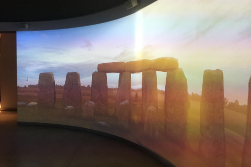 A 360-degree video of Stonehenge