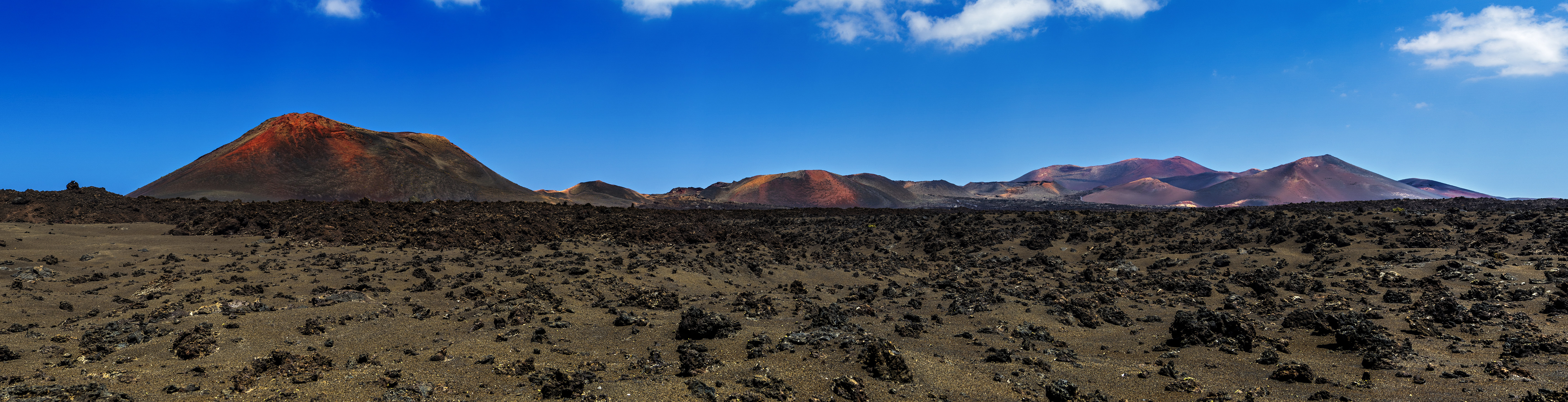 timanfaya volcano and park