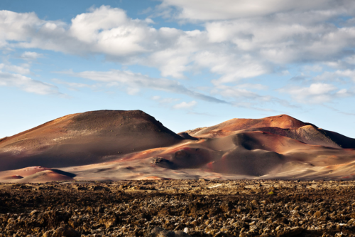 Submarines and volcanoes – the highs and lows of a family holiday in Lanzarote