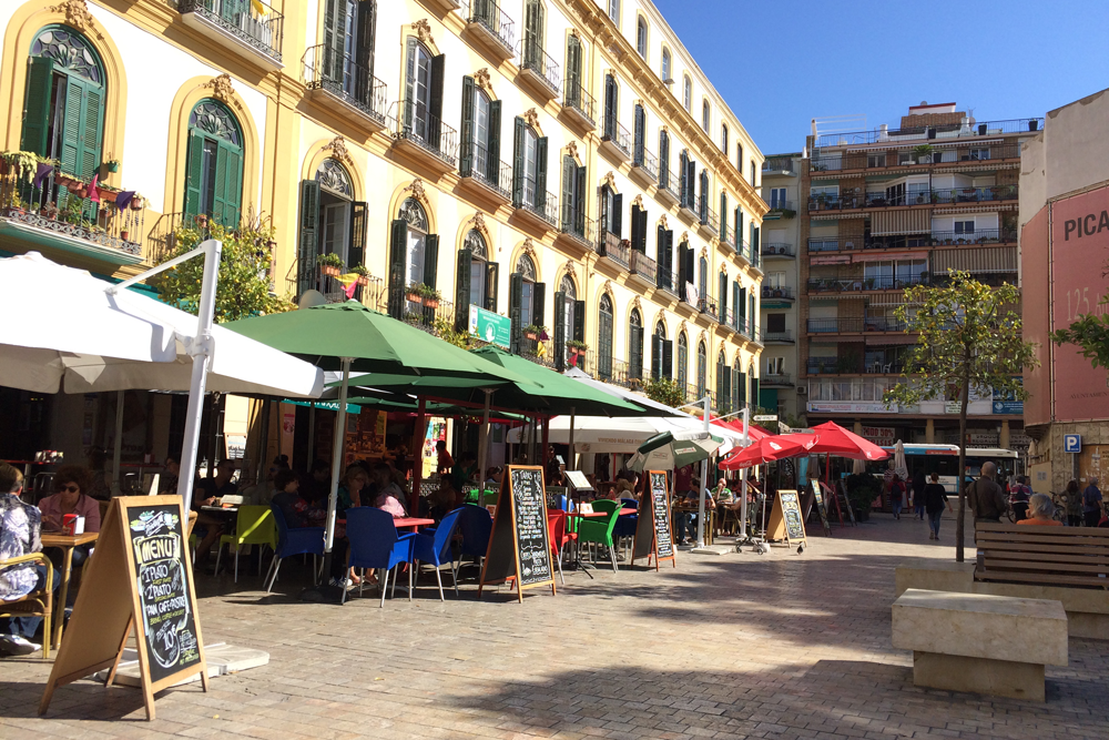 Why Malaga on the Costa Del Sol makes a great city for a family beach holiday