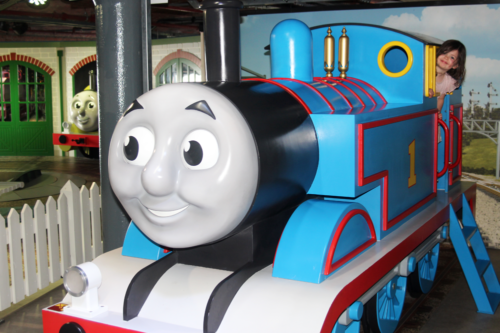 Fireman Sam, Thomas the Tank Engine and Bob the Builder fans will love Mattel Play! in Liverpool