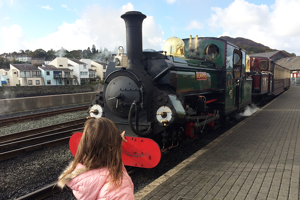 The Ffestiniog Railway in North Wales – our review and top tips