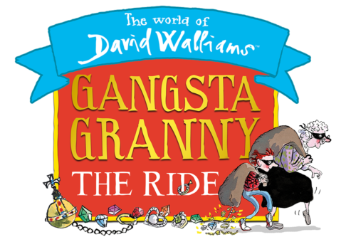 Gangsta Granny The Ride at Alton Towers