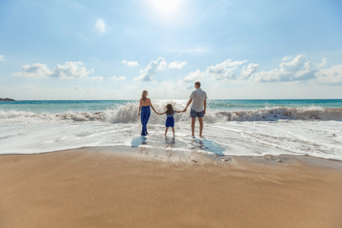 Best family holiday destinations for warm weather and sunshine in March