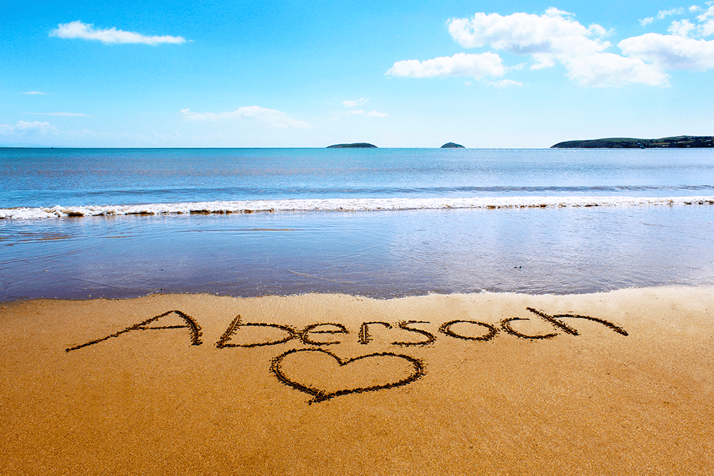 The 8 BEST beaches in and around Abersoch in north Wales