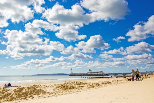 We visit Bournemouth – home to 'Britain's best beach' – for a family stay with our children