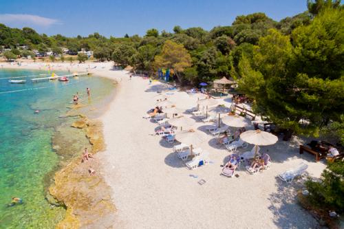 Brioni Sunny Camping in Croatia