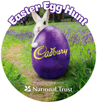 Cadbury Easter Egg Hunt logo