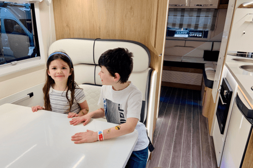 Is the Caravan, Camping and Motorhome Show 2020 good for children?