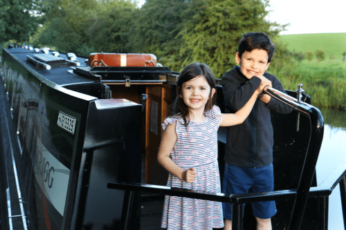 Our 10 top tips for taking children on a canal boat holiday