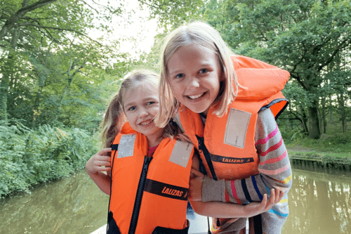 Top 10 canal boat family holiday destinations in England and Wales
