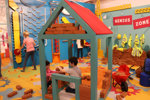 The Children's Museum in Verona, Italy