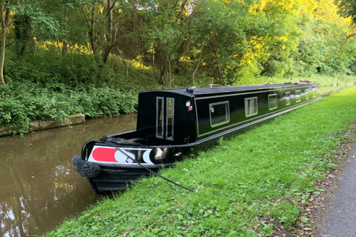 Askrigg narrowboat from Anglo Welsh, bond class