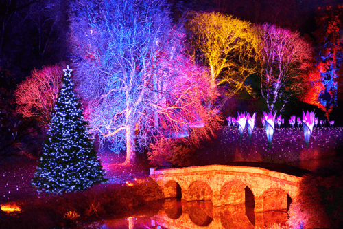 Christmas at Stourhead