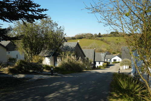 Cottages at The Valley, Truro, Cornwall