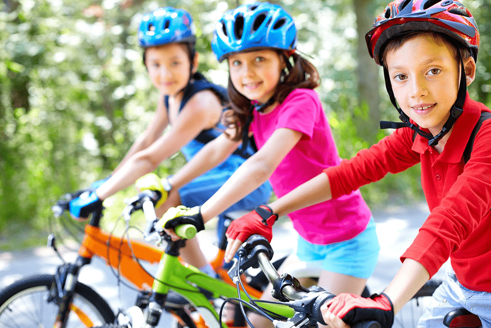 Cheshire's best traffic-free family cycling routes
