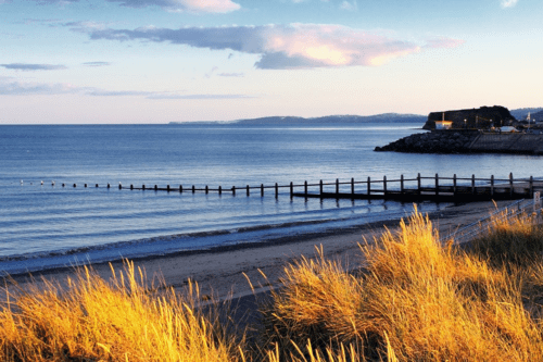 The best beaches in and around Dawlish in Devon