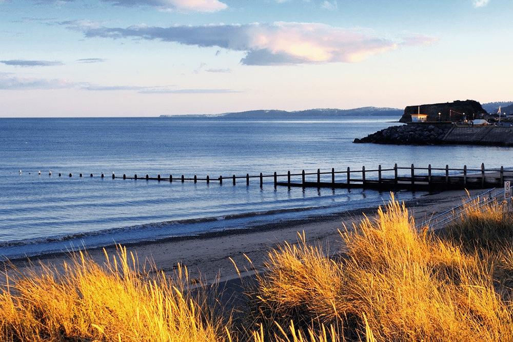 The best beaches in and around Dawlish in Devon