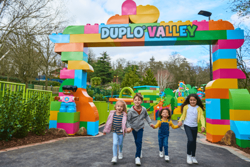 Duplo Valley, Legoland Windsor