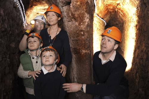 Underground Passages in Exeter