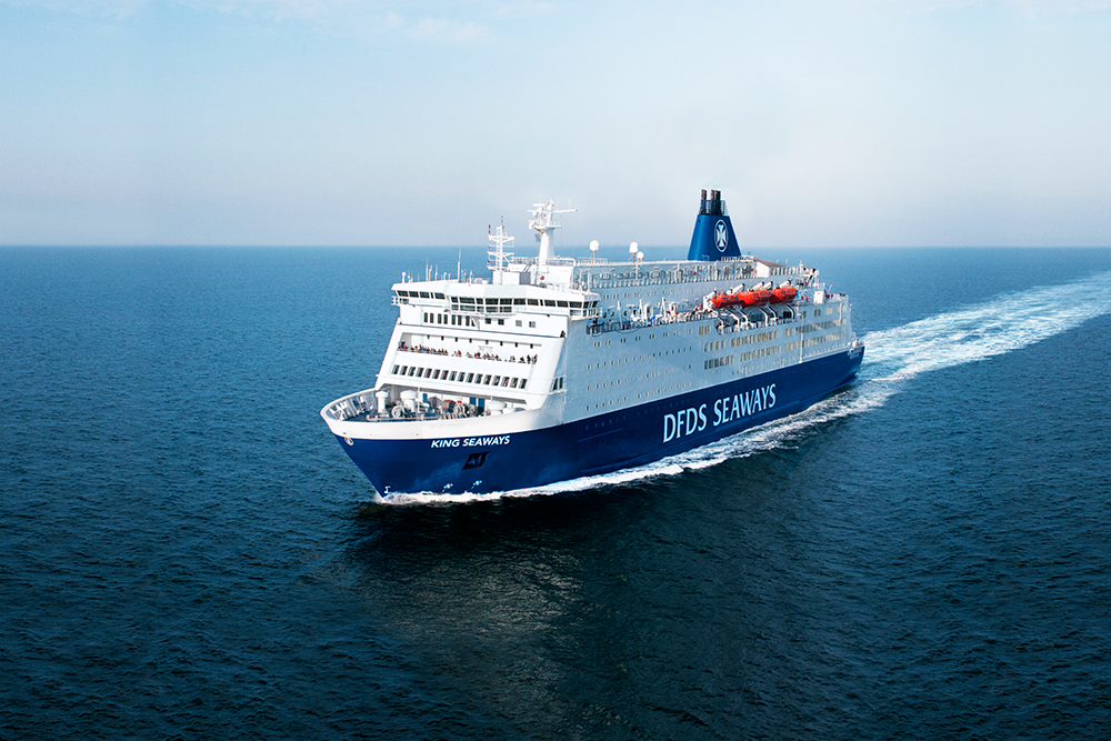 We review a mini-cruise from Newcastle to Amsterdam with DFDS ferry operator