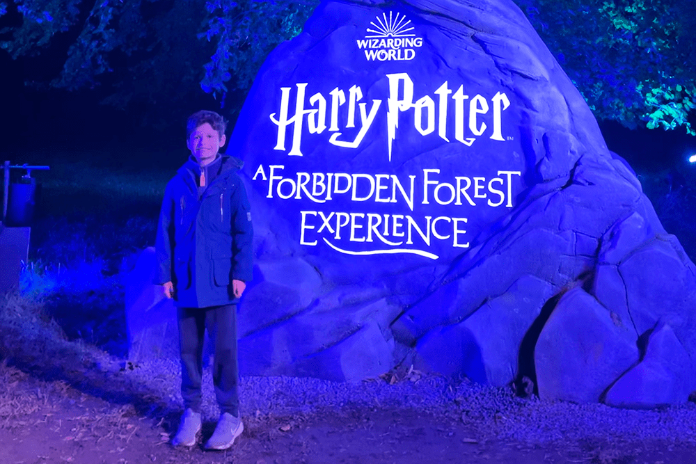Harry Potter: The Forbidden Forest Experience – guide, review, video and top tips