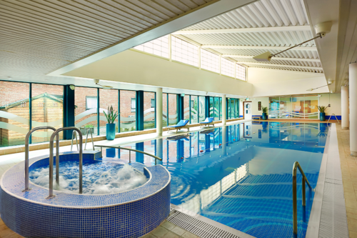 Hotel review: Hilton Bracknell near to Lapland UK