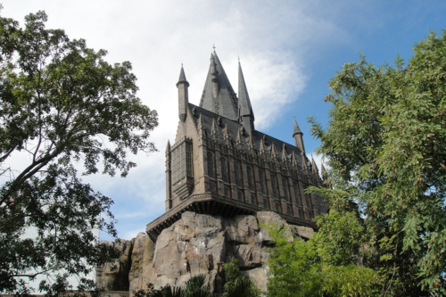 Hogwarts at the Wizarding World of Harry Potter, Florida