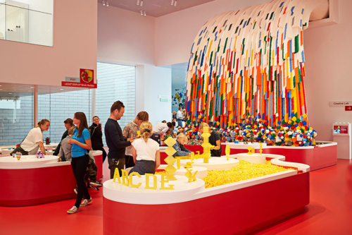 Lego House in Billund