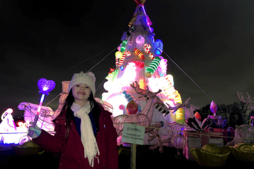 Lightopia REVIEW: Christmas at Heaton Park, Manchester 2020