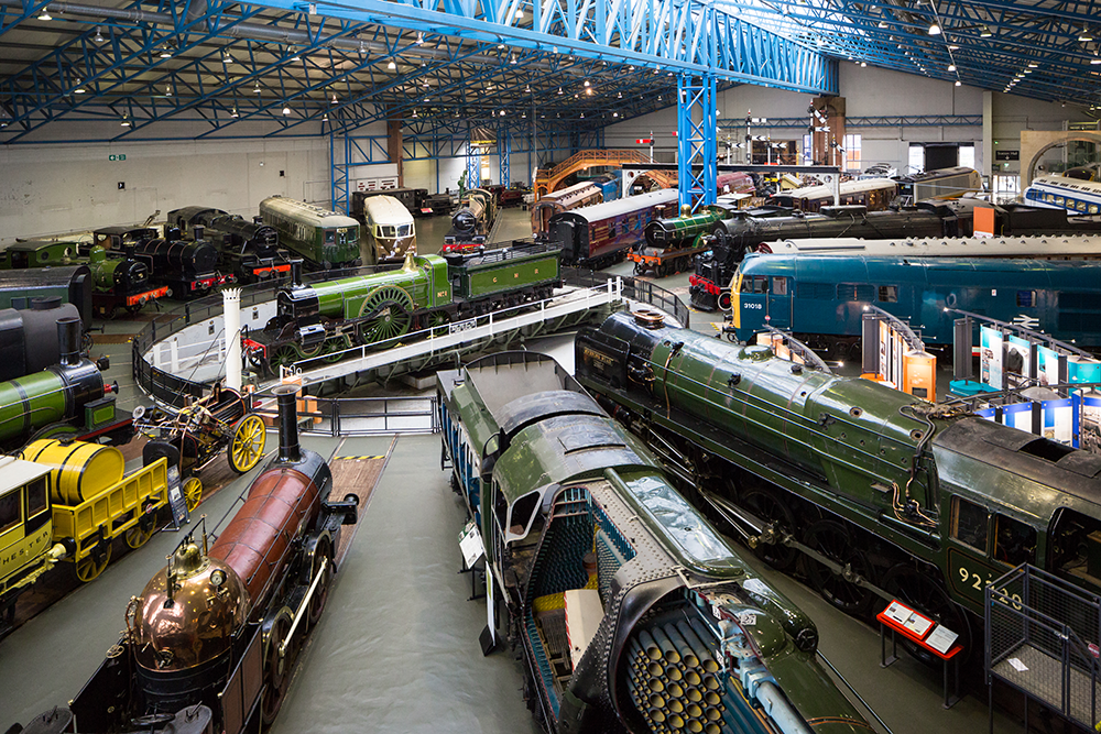 The National Railway Museum in York – our review and tops tips