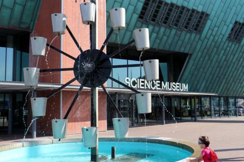 Nemo Science Museum exterior