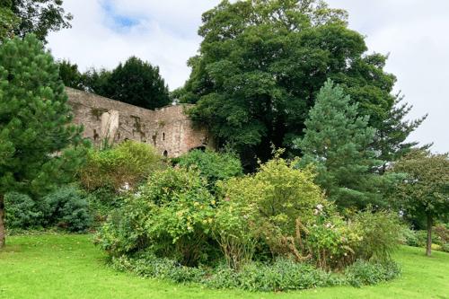 Northernhay Gardens in Exeter