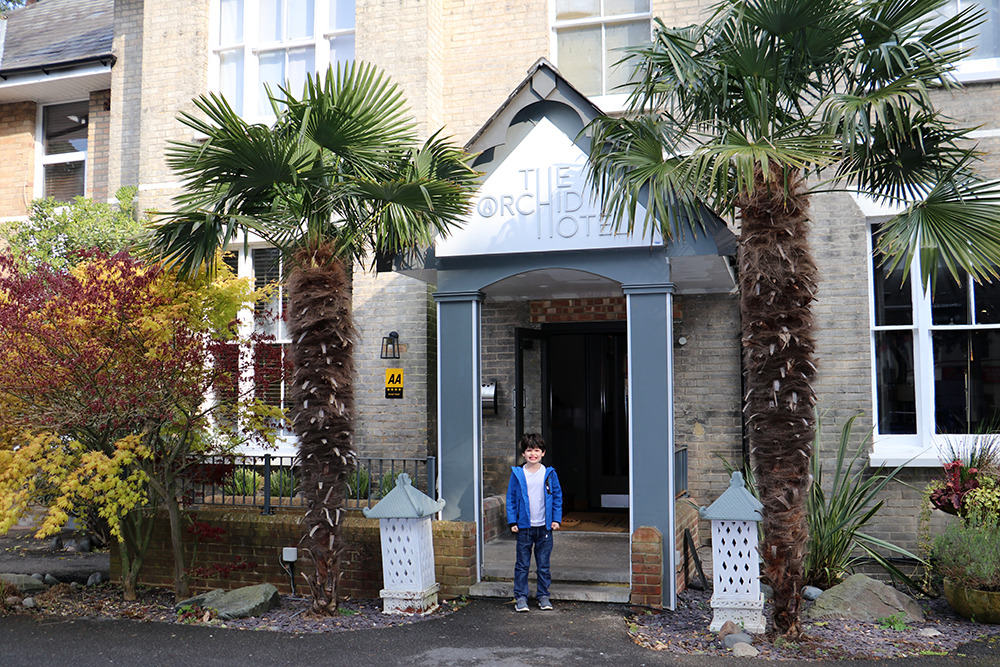 The Orchid Hotel in Bournemouth – Family Holiday Guide Review