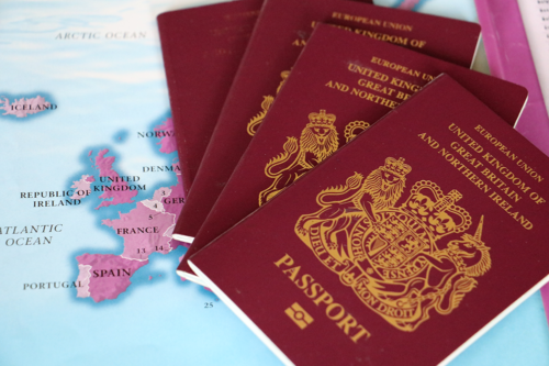 Brexit passport guide: Parents advised to check theirs and their children's passports NOW
