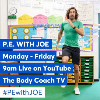 PE with Joe