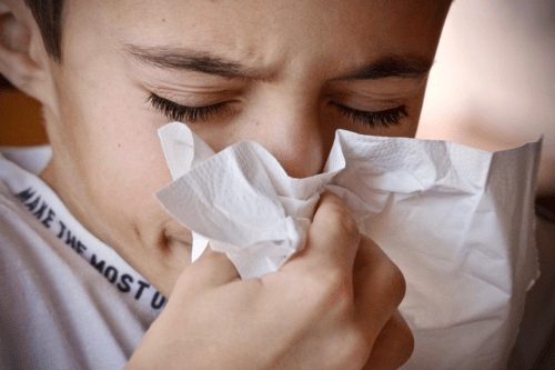 Coronavirus travel tips: How to keep children safe from germs on aeroplanes