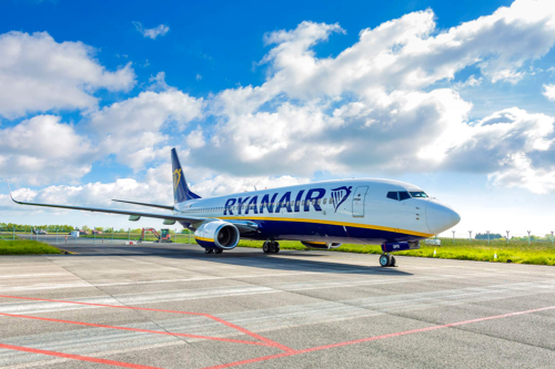 Airline Ryanair launches an Autumn sale with 25 per cent off a million seats