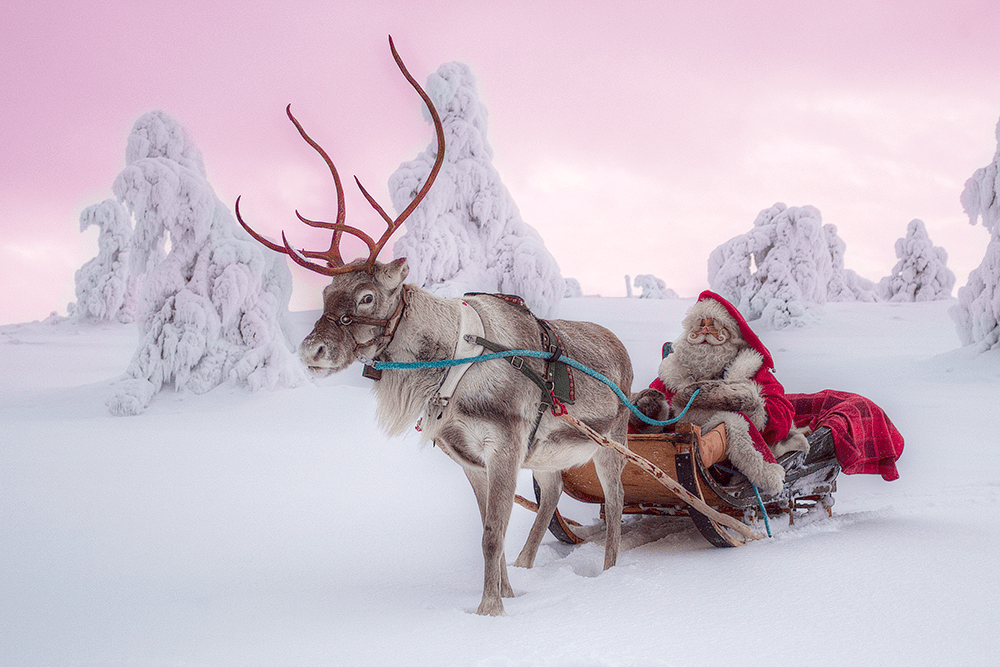 Tickets go on sale for Santa holidays to Lapland for Christmas 2021
