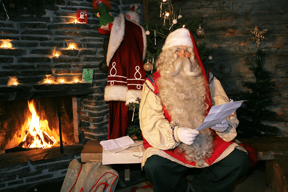Children can meet Santa live from Lapland over video call this Christmas