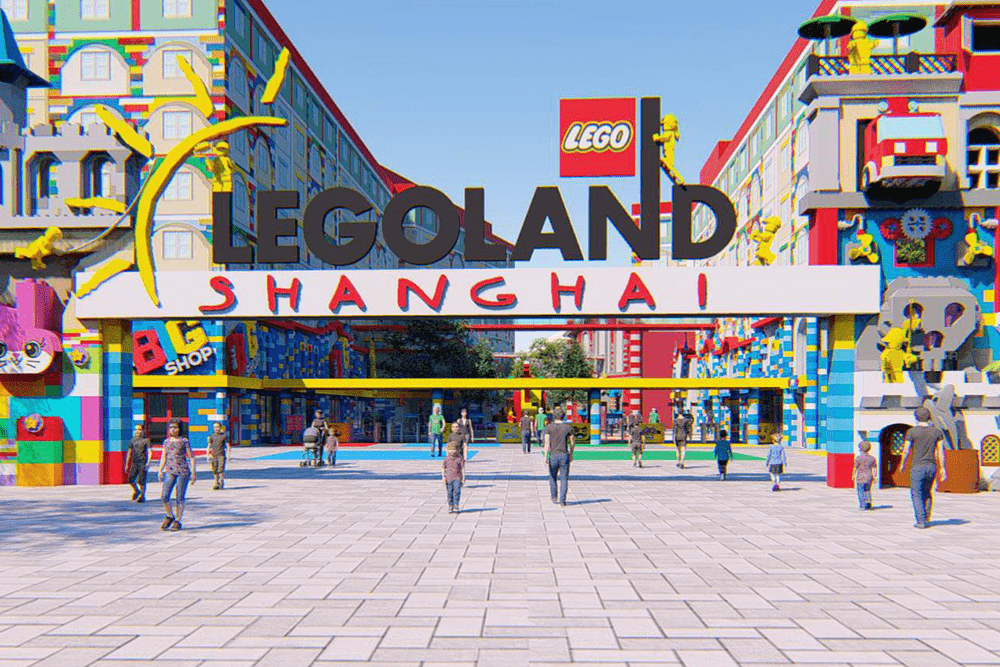 Opening date revealed for one of the world's biggest LEGOLAND parks