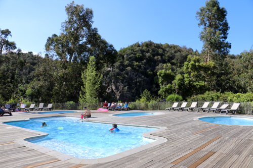 A Corsican holiday park with a view – we stay at Sole di Sari in Solenzara with Eurocamp