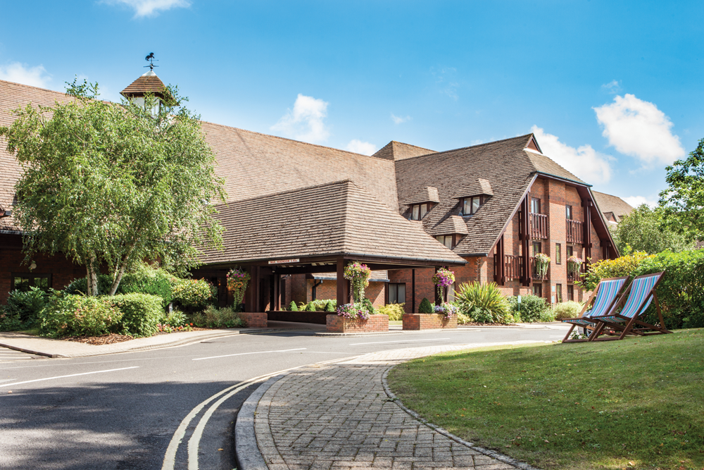 A hotel between Portsmouth and Southampton proves a hit for all the family