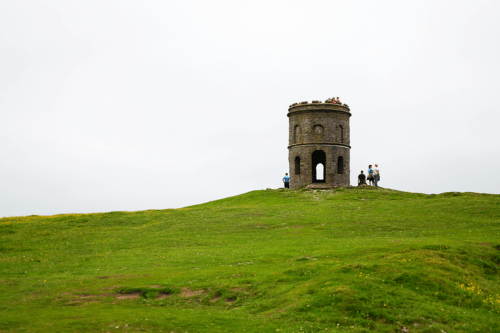 Solomon's Temple in Buxton Country Park, the Peak District