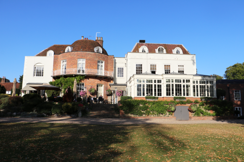 St Michael's Manor hotel in St Albans