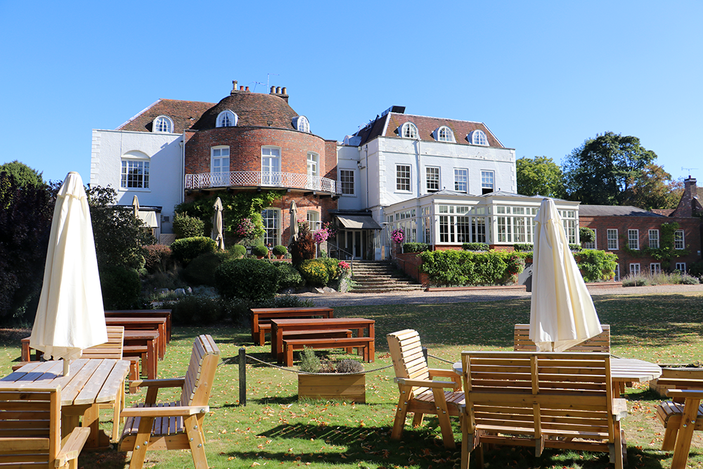 Review: St Michael's Manor Hotel in St Albans
